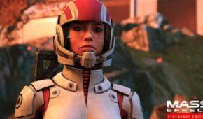 В Mass Effect: Legendary Edition будет фоторежим