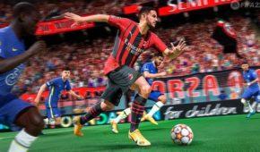 FIFA 22 с первым геймплеем и объяснением неполноценности ПК-версии